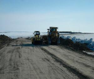 строительство дорог в московской области